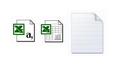 file logos