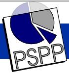 PSPP logo